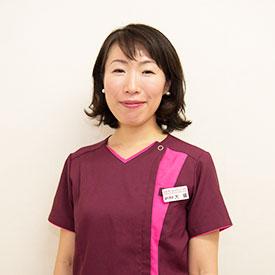 院長 歯科医 大場 奉子(女医)